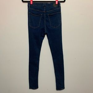 RES denim Jeans - RES Denim Harry's High Skinny Jeans 10.5 Inch Rise